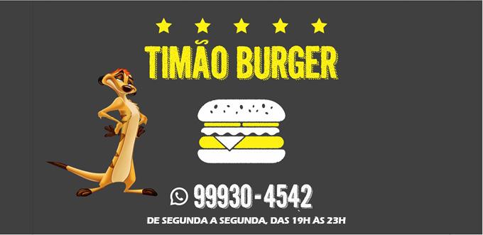 TIMAO LANCHES NOVA