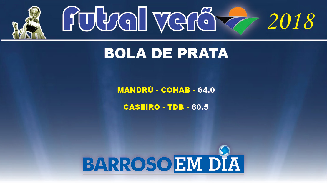 BOLA DE PRATA