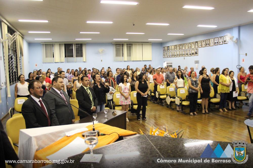 Fotos e informações Câmara Municipal de Barroso