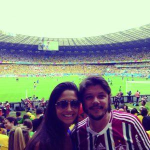 Max e a esposa